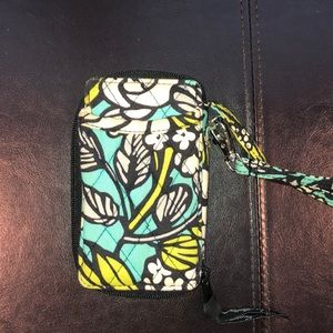 Vera Bradley Cell Phone Wristlet